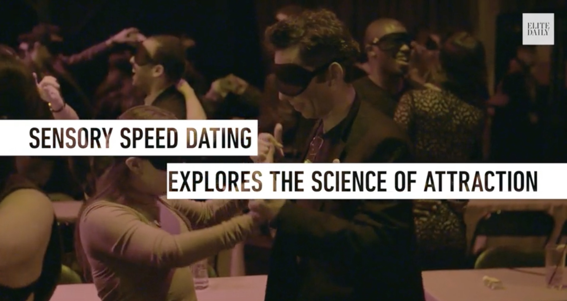 science latest speed dating